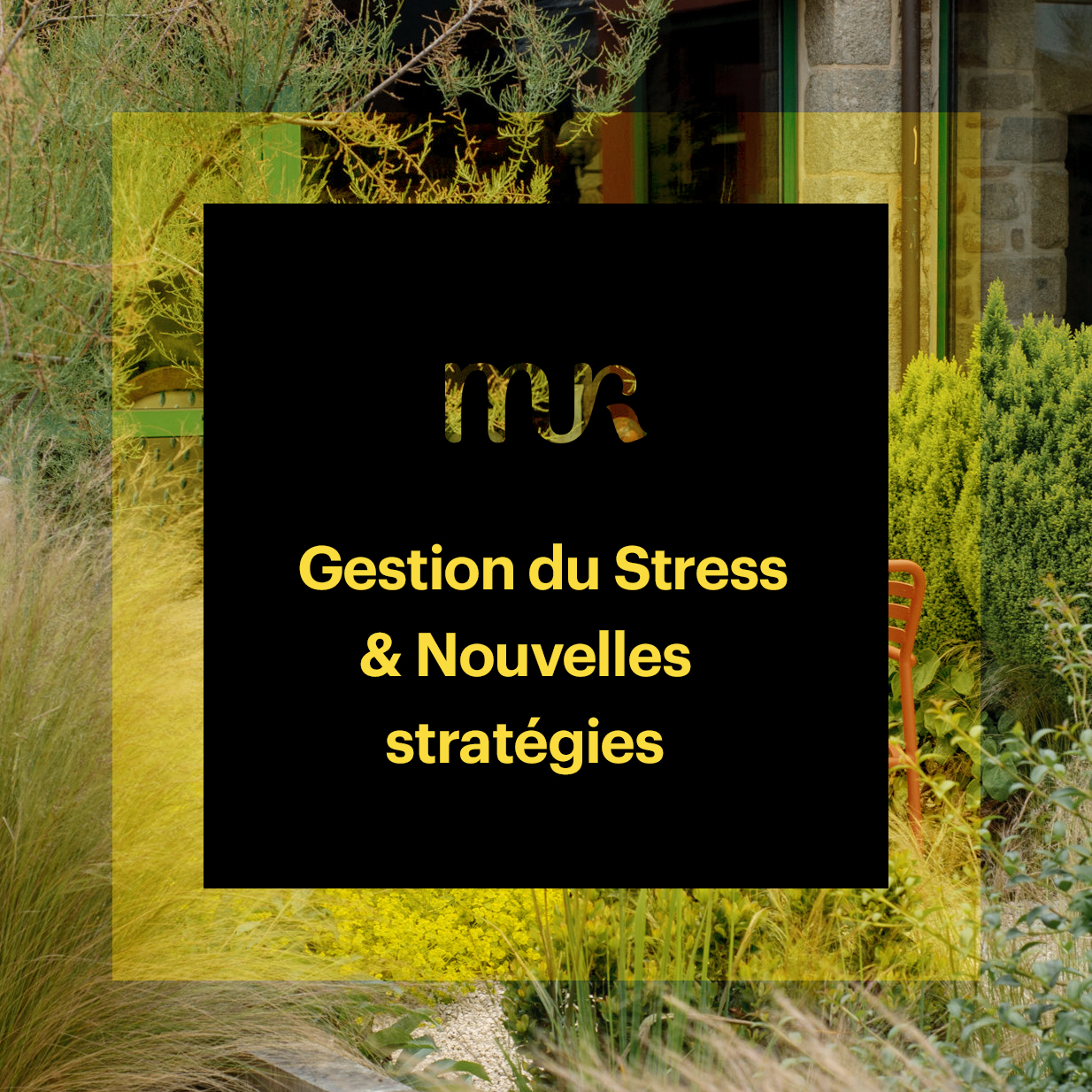 Atelier gestion du stress et nouvelles stratégies